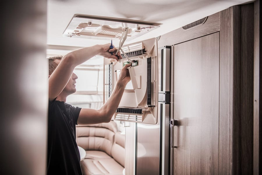 Your Guide To RV AC Repair