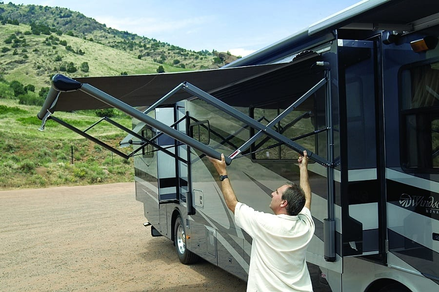 How To Replace An RV Awning