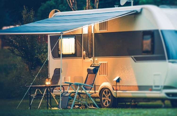 Why Should You Clean Your RV's Awning?