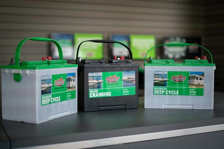 WHAT SIZE BATTERY DO I NEED FOR MY RV?