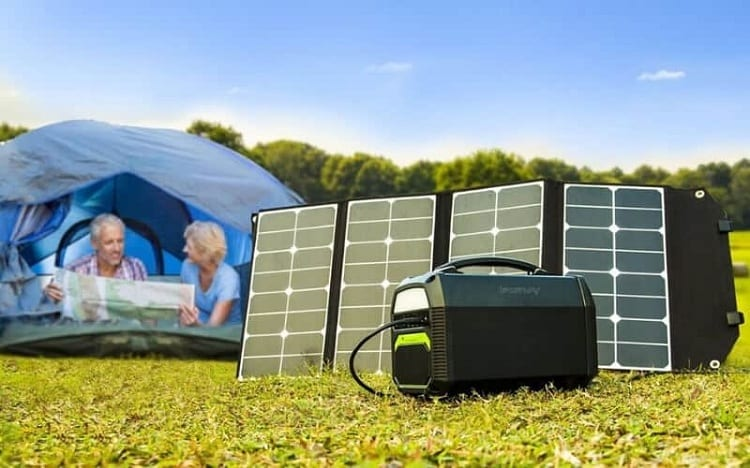 HOW LONG DOES SOLAR GENERATOR TAKE TO CHARGE?
