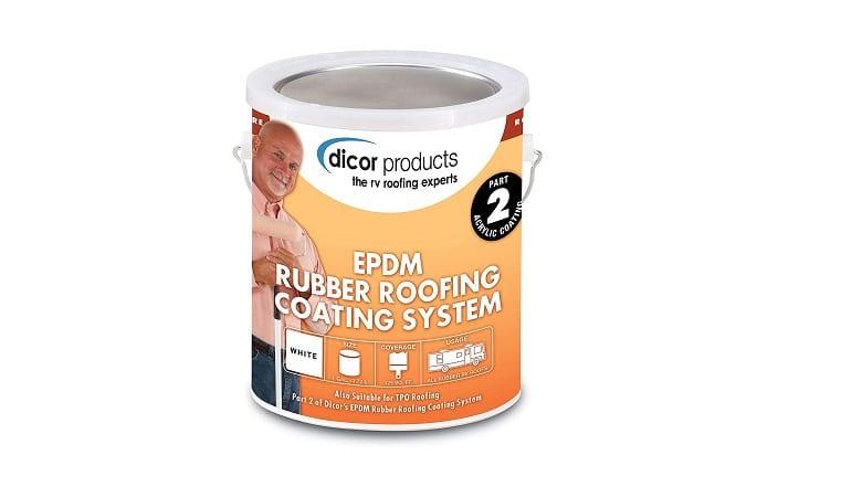 Dicor EPDM Rubber Coating