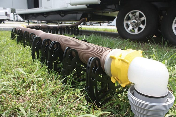 DO YOU NEED AN RV SEWER HOSE SUPPORT?