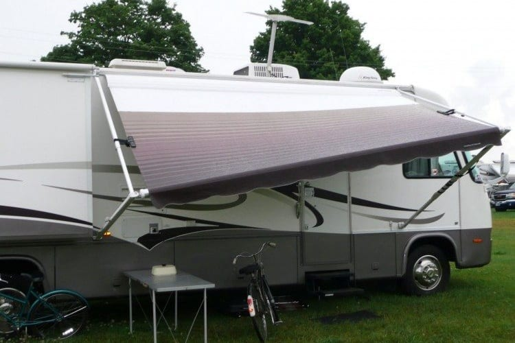 Step by Step Guide to Replacing an RV Awning