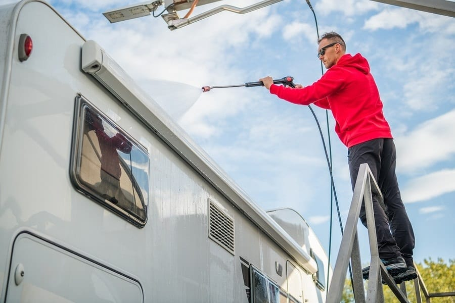 Learn How To Clean An RV Roof