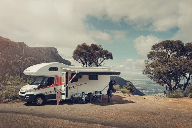 Step by Step Guide to Cleaning an RV Awning