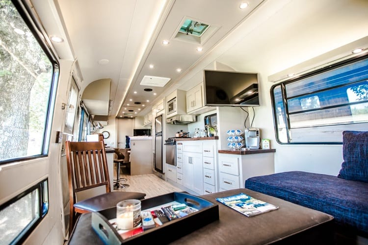 Keeping Clean in the RV