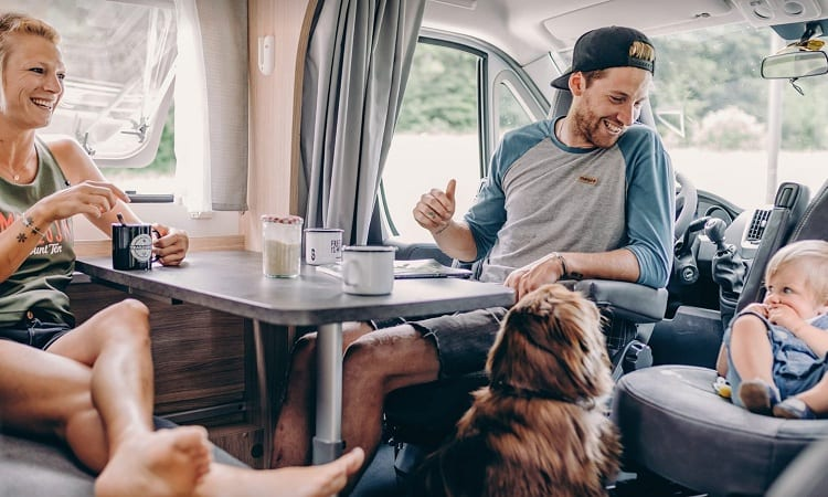 Pets and the RV Lifestyle