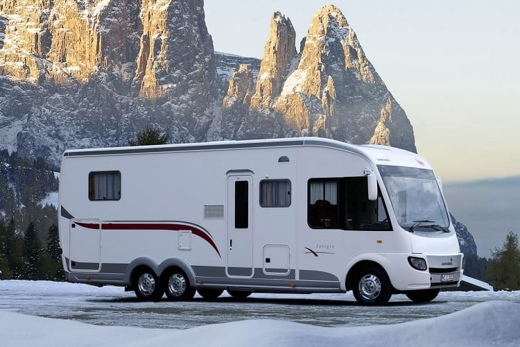 The Importance of Winterizing Your RV