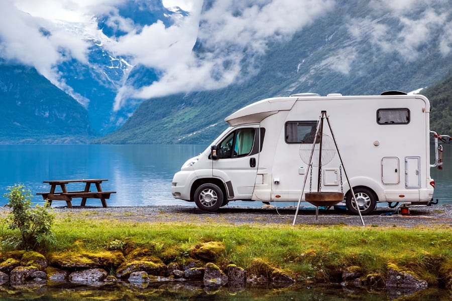 The Beginner's Guide To Cleaning An RV Water Tank