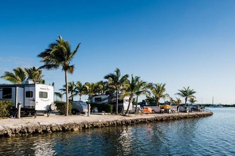 #7 Boyd's Key West Campground: Key West, Florida
