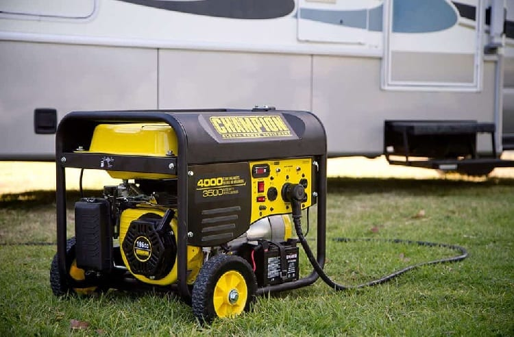 How To Charge RV Battery With Generator?