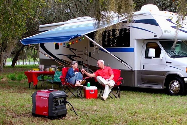 HOW MANY HOURS DOES AN RV GENERATOR LAST?