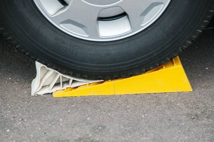 How to Use RV Leveling Blocks