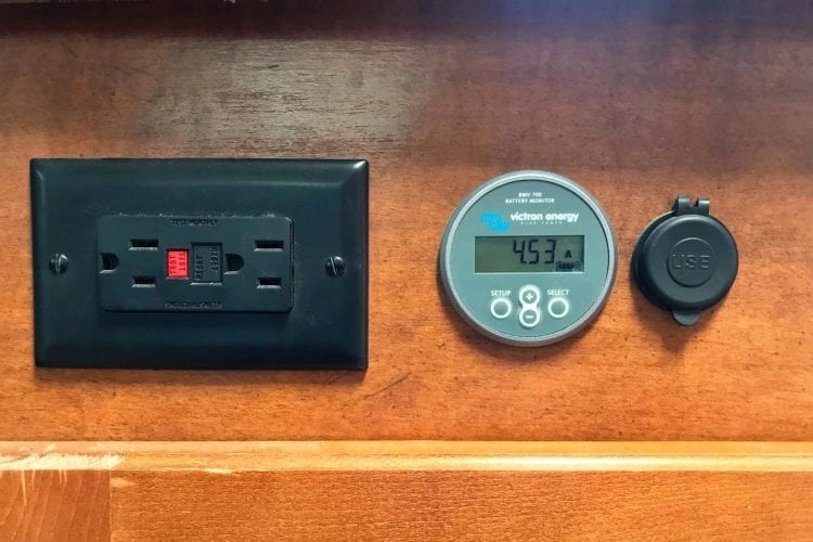 The Types of Battery Monitors
