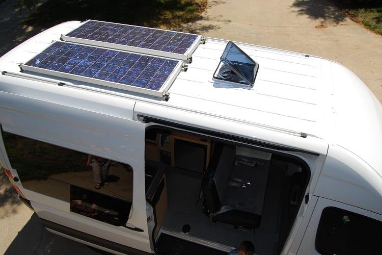 Can You Run an RV on Solar Power?