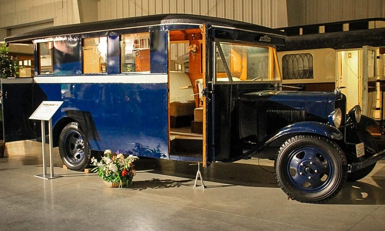 The History of RV Use