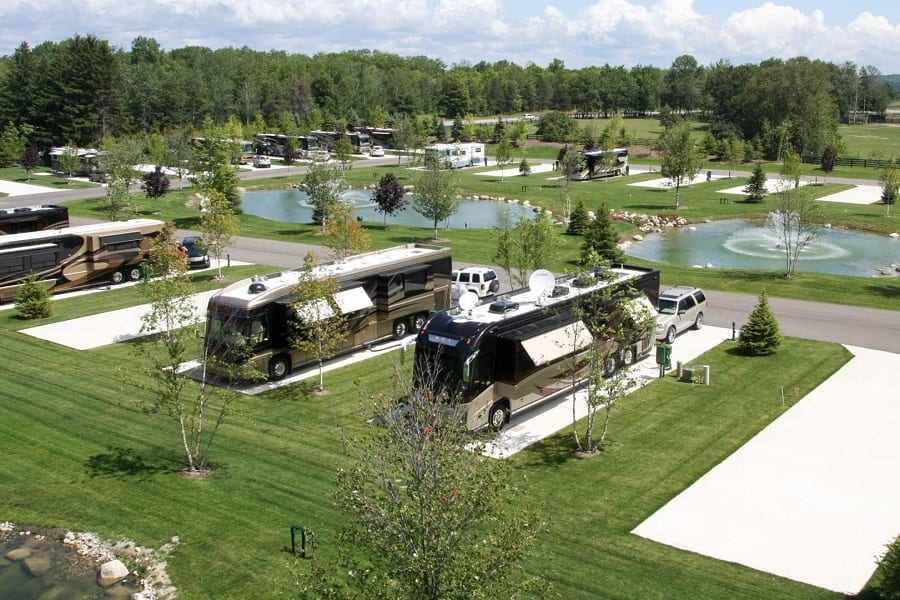 Where Can I Park My RV To Live?