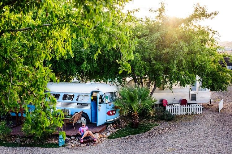 #8 The Shady Dell RV Park: Bisbee, Arizona