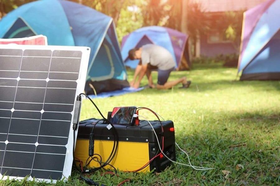 Solar Generator For RV: Renewable RV Power
