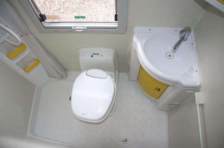 WHY DOES MY RV TOILET STINK?