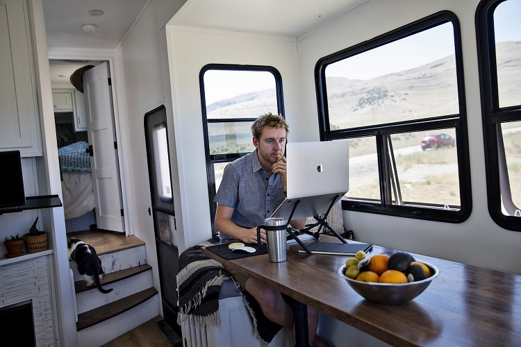 Staying Safe With RV WiFi