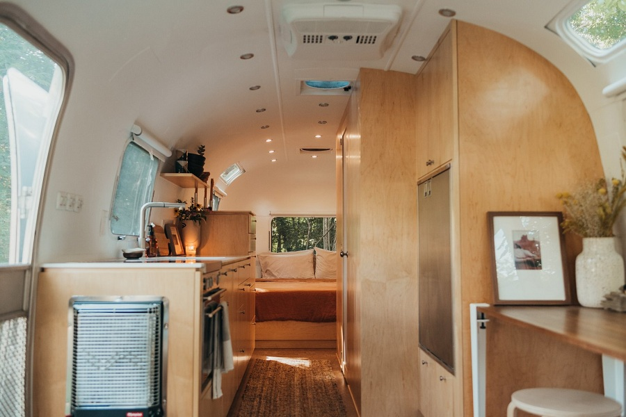 The Guide To RV Showers