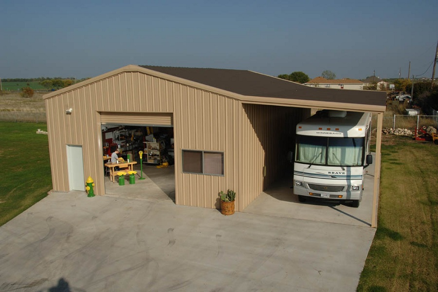 RV Garage Guide: The Proper Way To Park