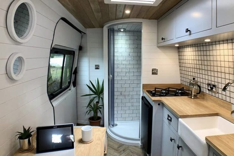 HOW MANY RV SHOWERS CAN YOU HAVE?